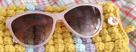 Crochet Pattern - Sunglasses Case