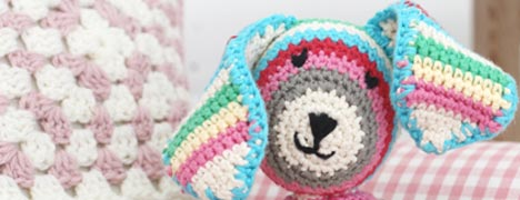 A Crochet Giveaway