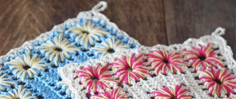 Crochet - Potholders