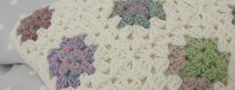 Crochet - A New Cushion