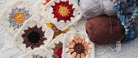 February Crochet Catch-up