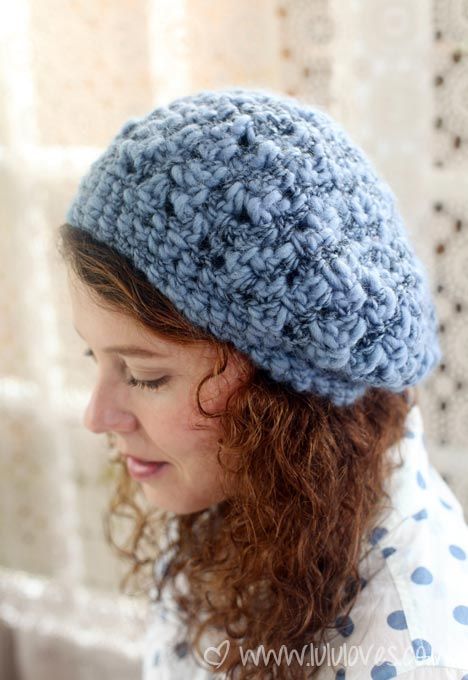 Lululoves Crochet Hat