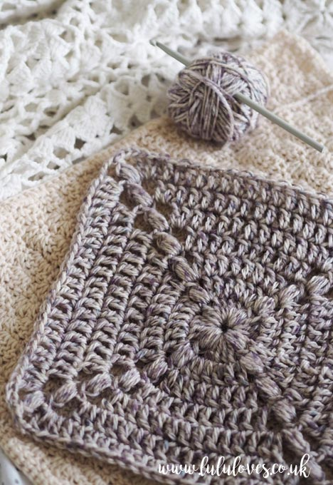 Lululoves: Crochet Square