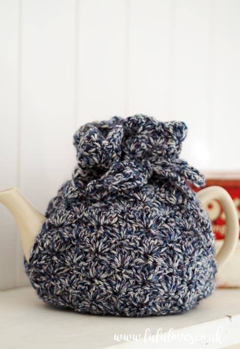 Lululoves: Crochet Tea Cosy